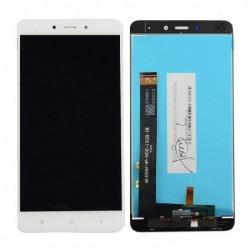 Ekranas Xiaomi Redmi Note 4 (BV055FHM-N00-1908-R0.1) su lietimui jautriu stikliuku baltas ORG
