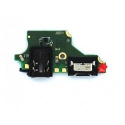 Lankscioji jungtis Huawei P20 Lite ikrovimo kontakto su mikrofonu originali (used Grade A)