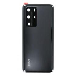 Galinis dangtelis Huawei P40 Pro juodas originalus (used Grade B)