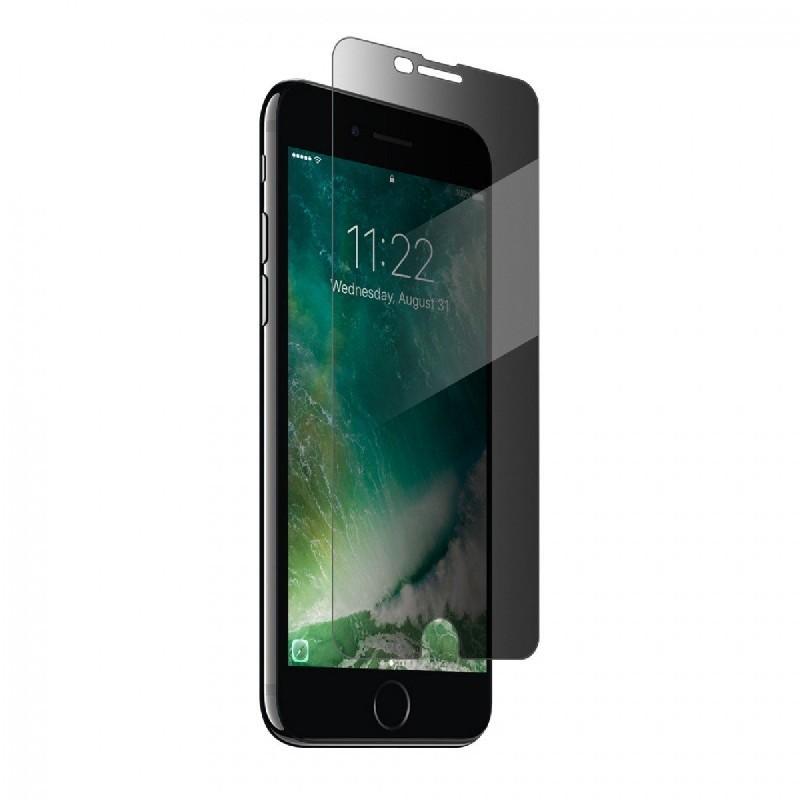 """LCD apsauginis stikliukas """"Privacy"""" Apple iPhone 6/6S be ipakavimo"""