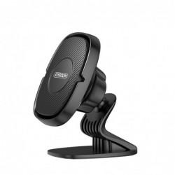 Automobilinis universalus telefono laikiklis JOYROOM (JR-ZS202) tvirtinamas ant prietaisu skydelio, magnetinis juodas