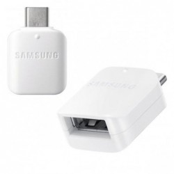 Adapteris Samsung iš MicroUSB į USB (OTG) GH96-09728A originalus
