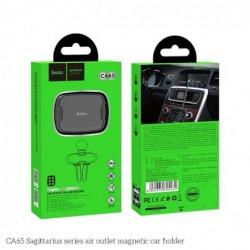 Automobilinis universalus telefono laikiklis HOCO CA65 Sagittarius tvirtinamas ant ventiliacijos gro