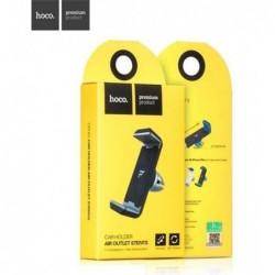 Automobilinis universalus telefono laikiklis HOCO CPH01 tvirtinamas ant ventiliacijos groteliu