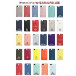 """Deklai ORG """"Silicone Case"""" iPhone 7 Plus/8 Plus"""