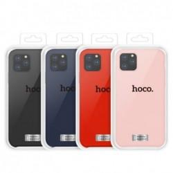 """Deklas """"Hoco Pure Series"""" Apple iPhone 11 raudonas"""