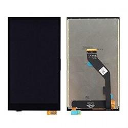Ekranas HTC Desire 826 su lietimui jautriu stikliuku juodas ORG