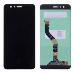 Ekranas Huawei P10 Lite su lietimui jautriu stikliuku juodas HQ