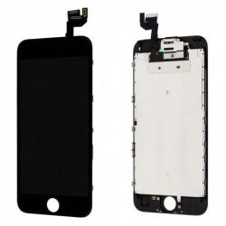 Ekranas iPhone 6S su lietimui jautriu stikliuku juodas high copy