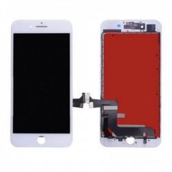 Ekranas iPhone 7 Plus su lietimui jautriu stikliuku baltas high copy