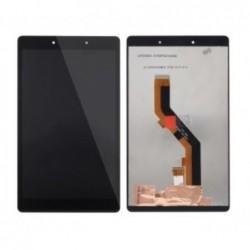 Ekranas Samsung Galaxy Tab A 8.0 2019 T290 su lietimui jautriu stikliuku juodas HQ