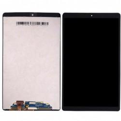Ekranas Samsung T510/T515 Tab A 10.1 2019 su lietimui jautriu stikliuku juodas HQ