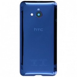 Galinis dangtelis HTC U Play melynas originalus (used Grade A)