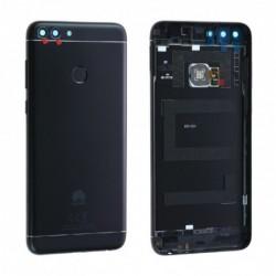 Galinis dangtelis Huawei P Smart/Enjoy 7S juodas originalus (used Grade B)