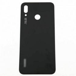Galinis dangtelis Huawei P20 Lite juodas (Midnight Black) ORG
