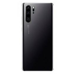 Galinis dangtelis Huawei P30 Pro juodas originalus (used Grade B)