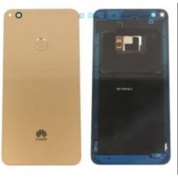Galinis dangtelis Huawei P8 Lite 2017/P9 Lite 2017/Honor 8 Lite auksinis originalus (used Grade A)