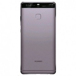 Galinis dangtelis Huawei P9 Titanium Grey originalus (service pack)