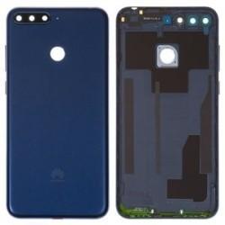 Galinis dangtelis Huawei Y6 Prime 2018 melynas originalus (used Grade C)