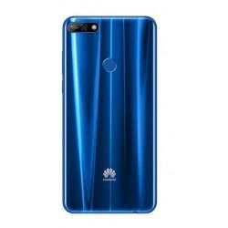 Galinis dangtelis Huawei Y7 2018 melynas originalus (used Grade C)
