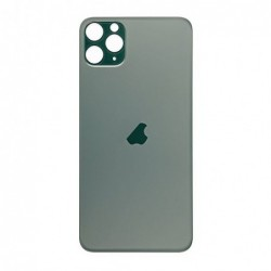 Galinis dangtelis iPhone 11 Pro zalias (Midnight Green) HQ