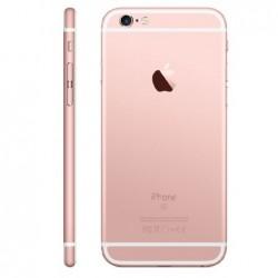 Galinis dangtelis iPhone 6S Plus rozinis (rose gold) HQ
