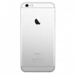Galinis dangtelis iPhone 6S Plus sidabrinis HQ