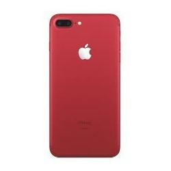 Galinis dangtelis iPhone 7 raudonas HQ