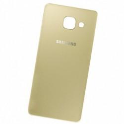 Galinis dangtelis Samsung A510 A5 2016 auksinis HQ