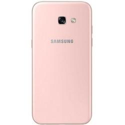 Galinis dangtelis Samsung A520 A5 2017 persikinis (peach cloud) HQ