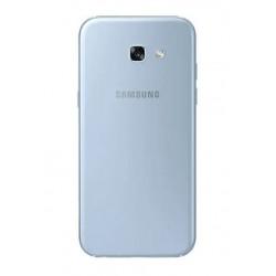 Galinis dangtelis Samsung A520 A5 2017 sviesiai melynas (blue mist) HQ