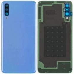 Galinis dangtelis Samsung A705 A70 2019 melynas originalus (used Grade B)