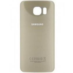 Galinis dangtelis Samsung G920F S6 auksinis originalus (used Grade B)
