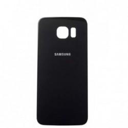 Galinis dangtelis Samsung G925F S6 Edge melynas (juodas) originalus (used Grade A)