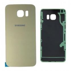 Galinis dangtelis Samsung G928 S6 Edge Plus auksinis HQ