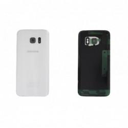 Galinis dangtelis Samsung G930F S7 baltas originalus (used Grade A)
