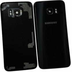 Galinis dangtelis Samsung G930F S7 juodas originalus (used Grade B)