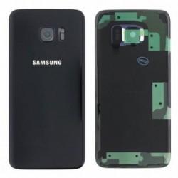 Galinis dangtelis Samsung G935F S7 Edge juodas originalus (used Grade B)
