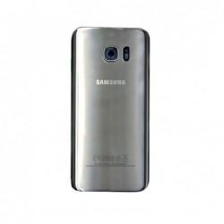 Galinis dangtelis Samsung G935F S7 Edge sidabrinis originalus (used grade A)