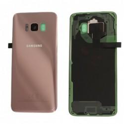 Galinis dangtelis Samsung G950F S8 rozinis (Rose Pink) originalus (used Grade B)