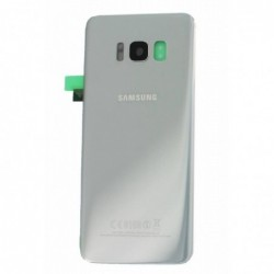 Galinis dangtelis Samsung G950F S8 sidabrinis (Arctic silver) originalus (used Grade A)