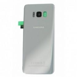 Galinis dangtelis Samsung G950F S8 sidabrinis (Arctic silver) originalus (used Grade B)
