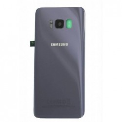 Galinis dangtelis Samsung G950F S8 violetinis (Orchid gray) originalus (used Grade C)