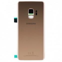 Galinis dangtelis Samsung G960F S9 auksinis (Sunrise Gold) originlalus (used Grade C)