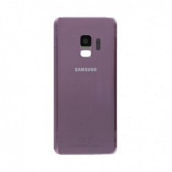 Galinis dangtelis Samsung G960F S9 violetine (Lilac Purple) originalus (used Grade A)