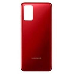 Galinis dangtelis Samsung G985/G986 S20 Plus raudonas (Aura Red) HQ