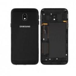 Galinis dangtelis Samsung J330 J3 2017 juodas originalus (used Grade B)