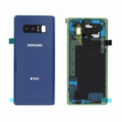 Galinis dangtelis Samsung N950F Note 8 melynas (Deep Sea Blue) originalus (used Grade B)