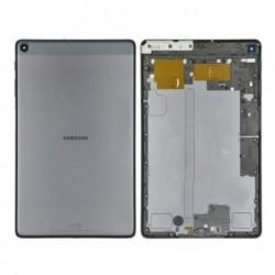 Galinis dangtelis Samsung T515 Tab A 10.1 (2019) juodas originalus (used Grade A)