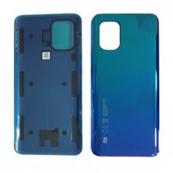 Galinis dangtelis Xiaomi Mi 10 Lite melynas (Aurora Blue) ORG